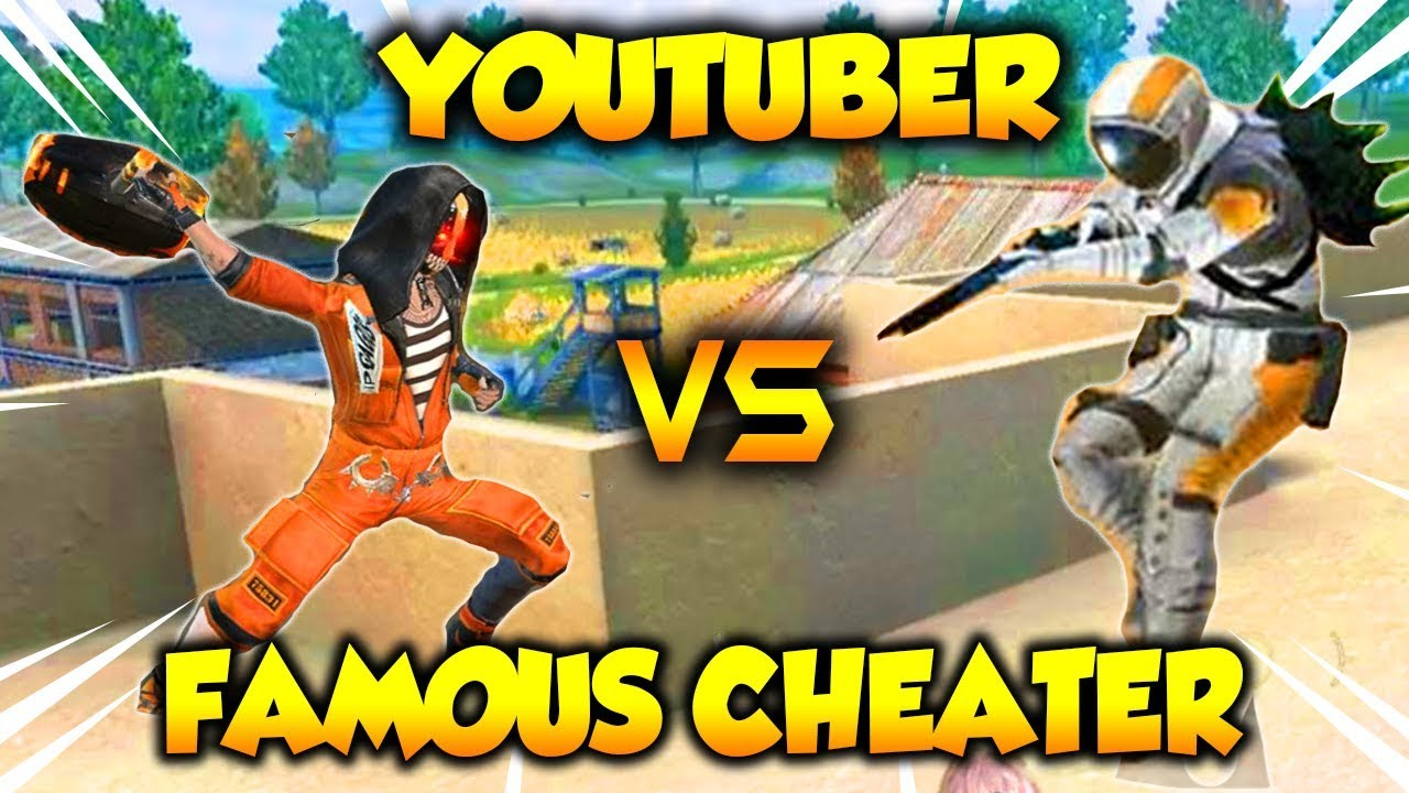 Youtuber Vs Famous Cheater in ROS
