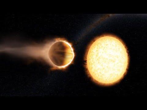 Moléculas de agua delatan un exoplaneta con estratosfera