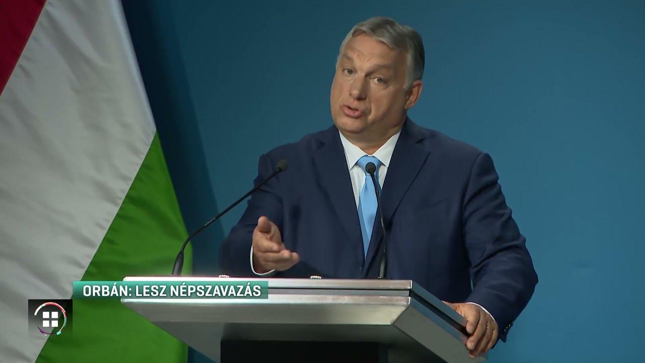 Orbán: Lesz népszavazás a Fudan Egyetemről, de csak 2022 után 21-06-10