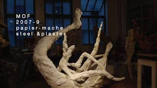 MOF Sculpture | 2007 DUMBO NYC | Avner Levinson