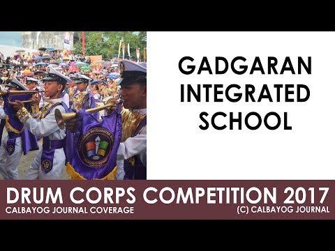 DRUM CORPS COMPETITION 2017 - GADGARAN INTEGRATED SCHOOL