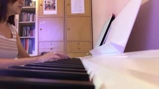 Patti Smith : Sometimes Love Just Ain't Enough - acoustic piano cover