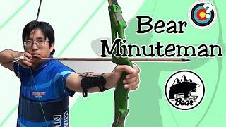 Archery | Bear Minuteman Recurve Bow