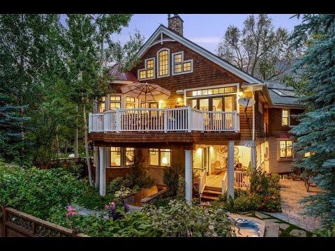 Inspiring Contemporary Home with Mountain Views in Aspen, Colorado