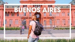 🇦🇷 BUENOS AIRES Y LA PARRILLA ARGENTINA (4K) | enriquealex