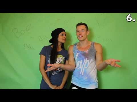 25 Things We Love About Men (ft. Davey Wavey) from YouTube · Duration:  5 minutes 37 seconds