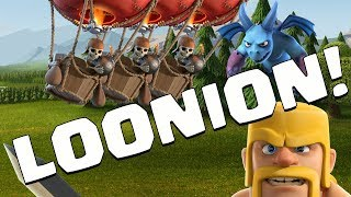LOONION ME BABY!  TH9 Dark Elixir Time | Clash of Clans
