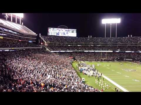 Raidernation.. Oakland Coliseum