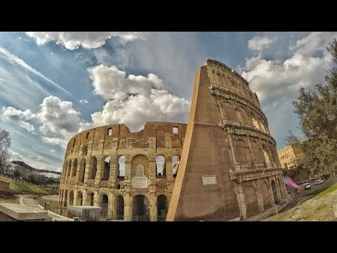 Roma Italia GoPro Hero 4 Black-LiX Filmmaker