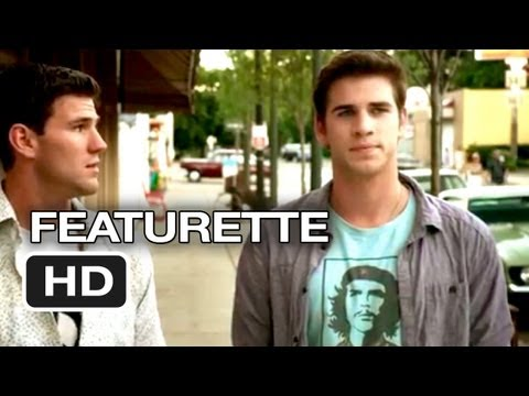 Love and Honor Featurette #1 (2013) - Liam Hemsworth, Teresa Palmer Movie HD