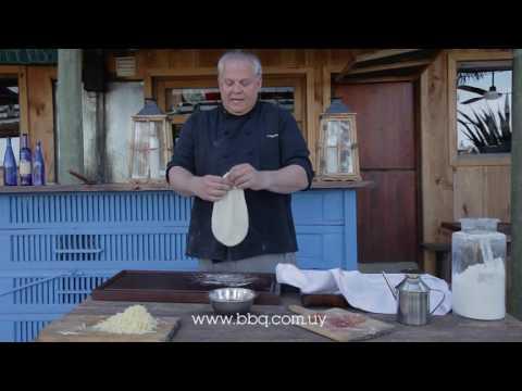 Pizza a la parrilla a gas Parrillastore BBQ-Uruguay