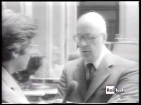 Il grande impegno dell'Avv. Comelli in occasione del tragico terremoto del 1976.