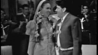 José Alfredo Jiménez & Lucha Villa - Si nos dejan