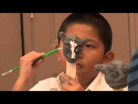 First Grade Artists Program
