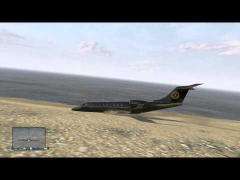 Progen T20 vs Luxury Private Jet (Gta 5)