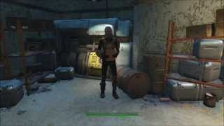 Fallout 4 What Happens If you Kill Paladin Brandis
