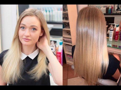 Новый уход за волосами | Глубокая реконструкция волос