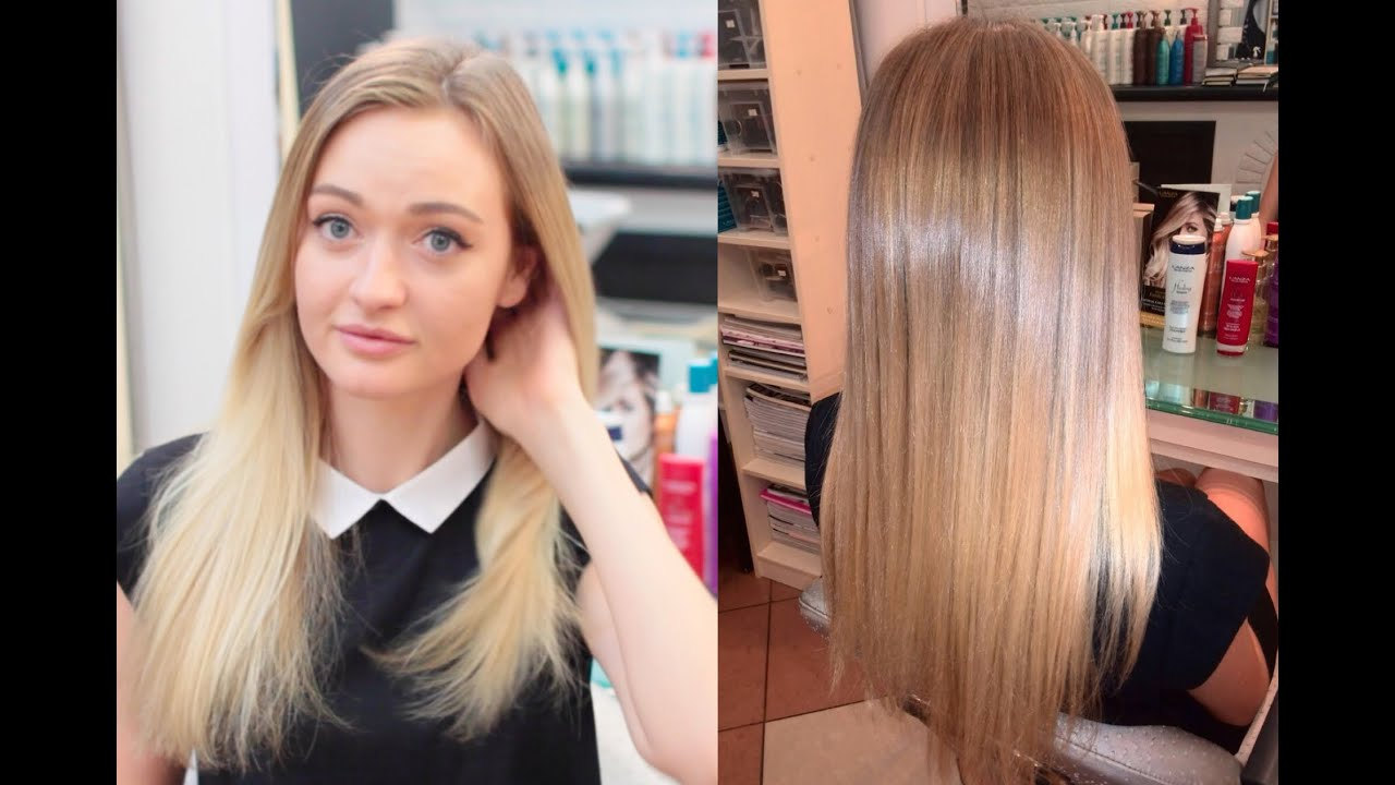Глубокая реконструкция волос от lanza отзывы