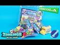 MAGIC BOX TOYS - ZOMLINGS SERIE 4  - UN SALTO IN EDICOLA RECENSIONE (ita)