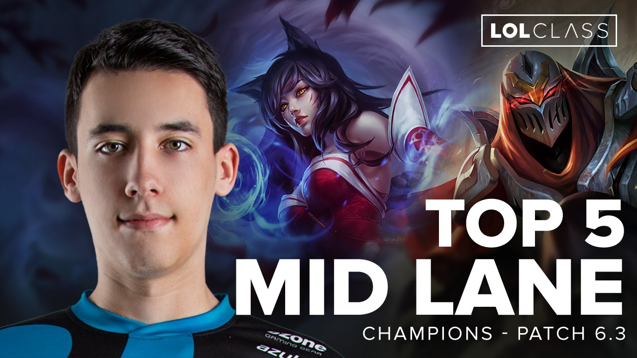 Easy to play, but strong mid laners - League of Legends ...
