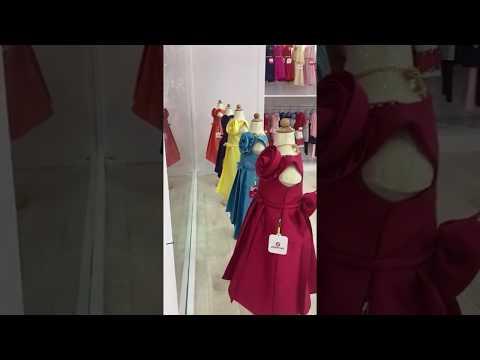 Peppermint Stall at the 65th CMAI Garment Fair