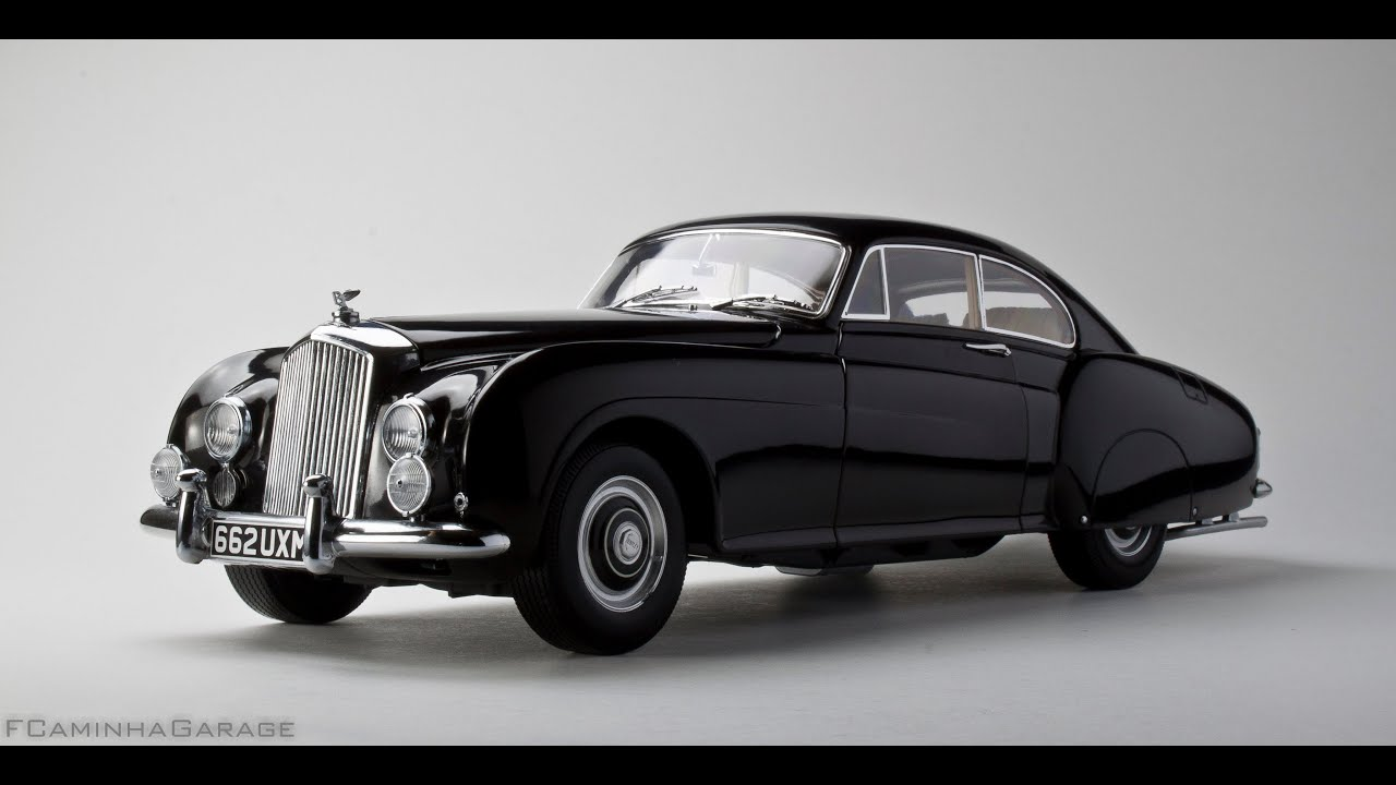 1954 bentley r-type continental