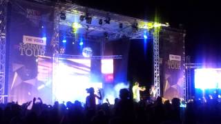 Mihaela Fileva - Opasno blizki@Cacao Beach, The Voice tour 18.07.2013