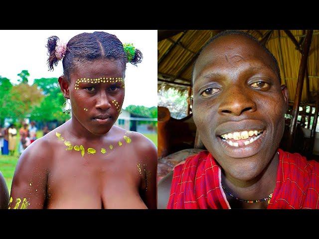 Либерия: Цена рабыни Нападения на приезжих Страх и ритуалы - Жесткая Африка!