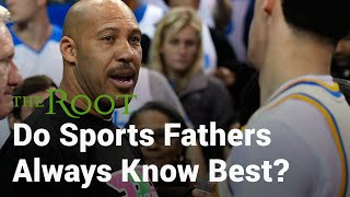 Famous and Tough Black Sports Dads