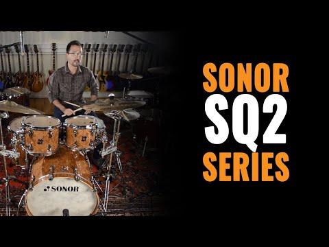 Sonor SQ2 Series with Zildjian K Custom Cymbals