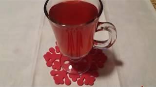 Зимний напиток Сбитень безалкогольный