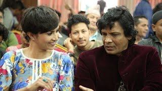 parshuram nepali movie press meet biraj bhatta nisha adhikari media np tv