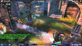 Unreal tournament 2004 deathmatch gameplay