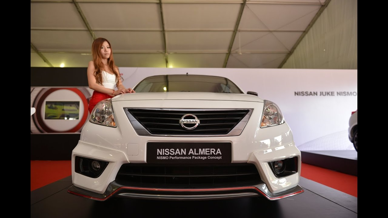 Nissan Almera Nismo Full Bodykit Sport Tune Walk Around HD ...