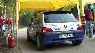 DI FONZO FORTUNATO-MORO JACOPO esterne 22° RALLY DEL MOLISE 2017 By TOP VIDEO
