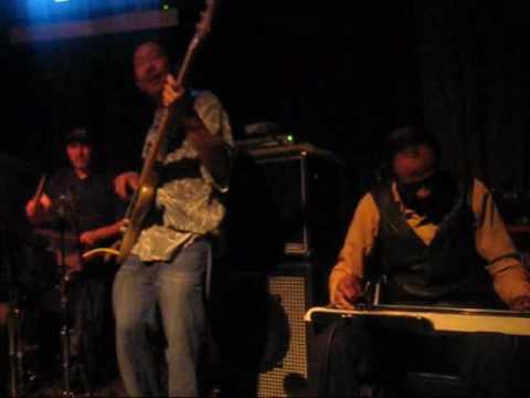 Freddie Roulette at LF jam 4/22/09