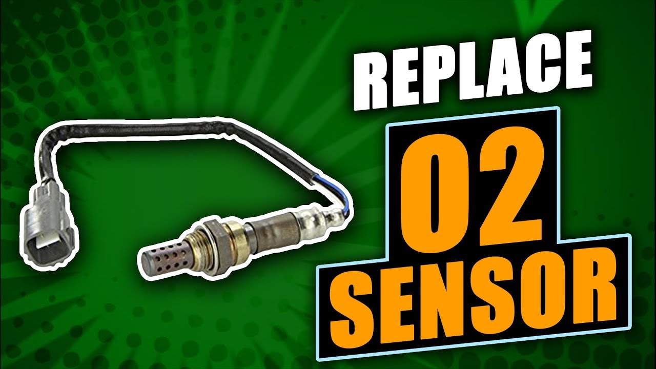 Watch on toyota avalon air fuel sensor location