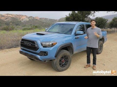 2019 Toyota Tacoma TRD Pro: The killer midsize off-roader