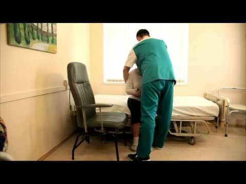 Реабилитация после инсульта. Нервные болезни