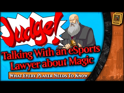 Talking Magic With An eSports Lawyer