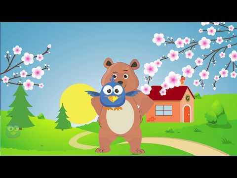 Аю Әні | Bear Song | Песня про медведя [Torghai-TV]