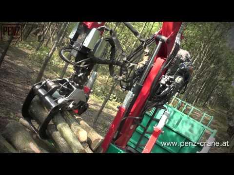 Penz - Using transformed 6Z Crane