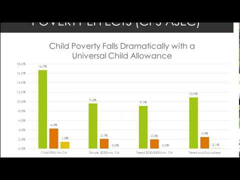 Weighing the Benefits of a Universal vs. Targeted Child Safety Net