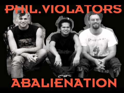PARA SA ABALIENATION - A Rare Live version of  PARA SAYO by  PHIL.VIOLATORS