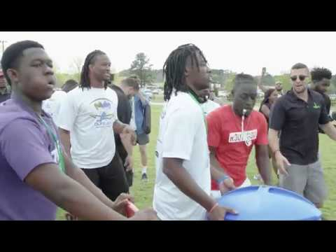 Todd Gurley M.A.D.E. Camp Recap- Tarboro, NC (April 14, 2018)