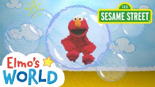 Sesame Street: Bubbles | Elmo's World