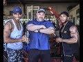 Crushing The Iron At Big J's Gym (with Big J & Javon Alvin)