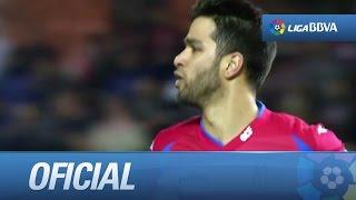 Debut de Candeias con el Granada CF