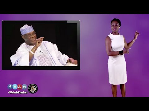Nigerian Election: Atiku Abubakar & Peter Obi Answer Corruption Questions On Hot Seat