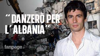"""Terremoto Albania, il cuore d'oro di Kledi Kadiu: """"Danzerò per il mio Paese"""""""